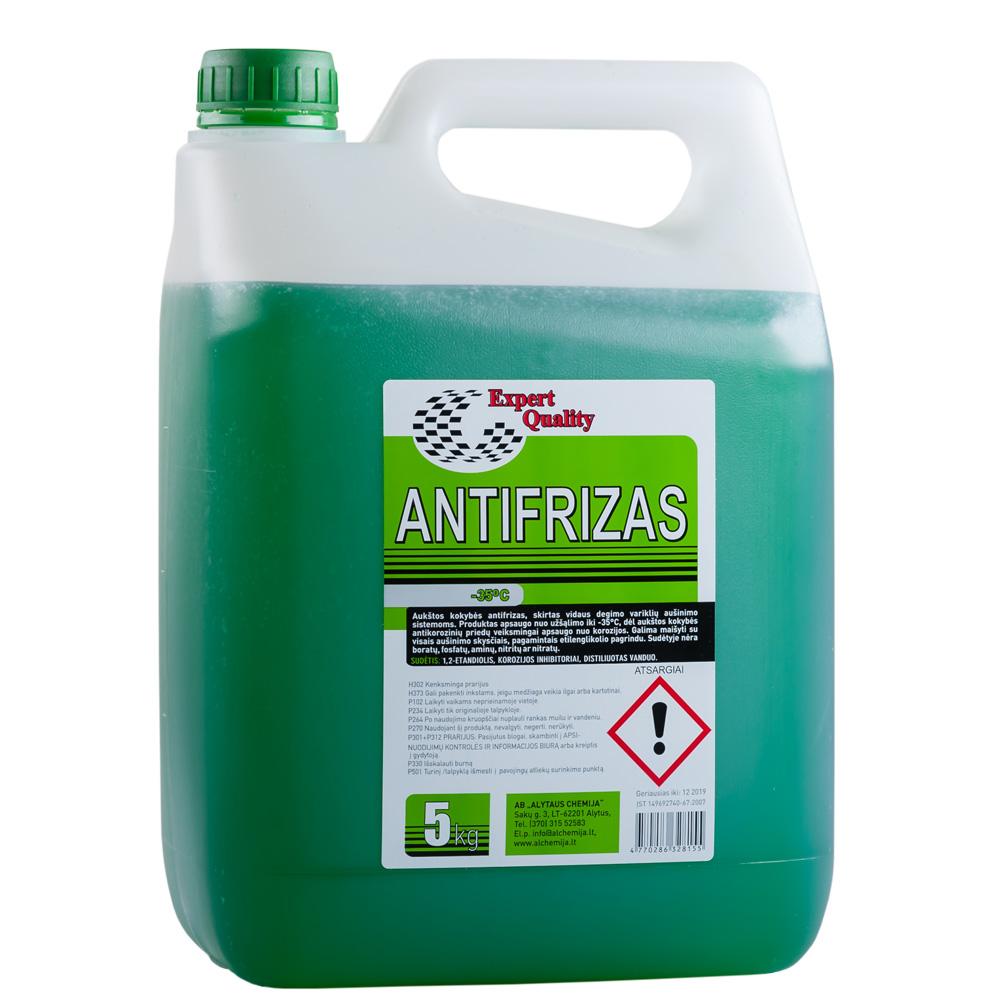 Antifrizas žalias 5L