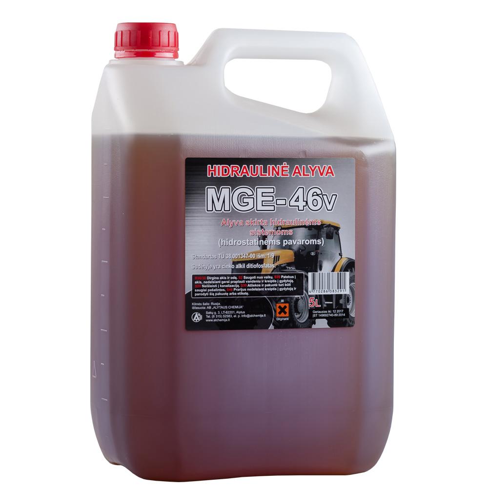 Hidraulinė alyva MGE-46v 5L