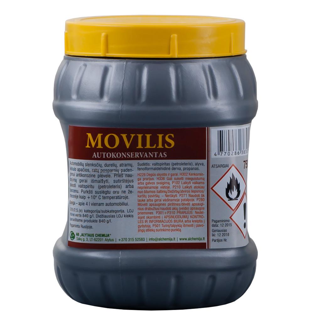 Autokonservantas Movilis 750ml