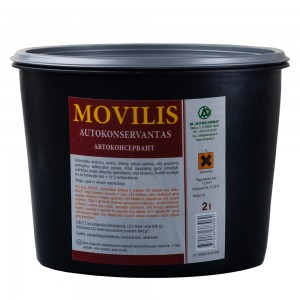 Autokonservantas Movilis 2L